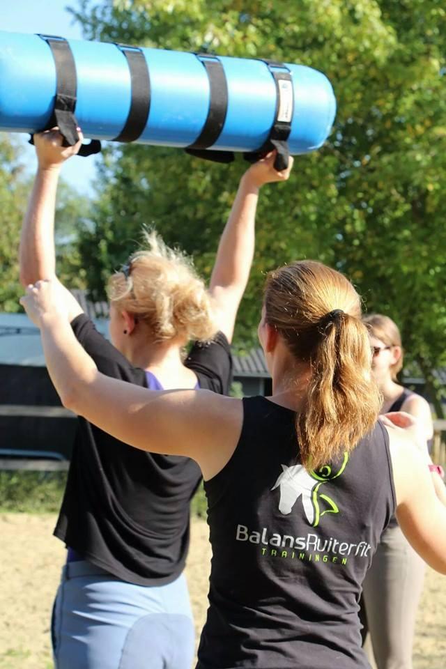 Balans Ruiterfit Trainingen